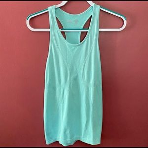Zyia Blue Athletic Top